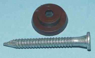 Pevnostní hřeb drážkový 35mm/50mm Gutta