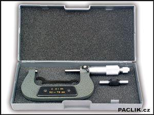 Mikrometr 0.01 mm