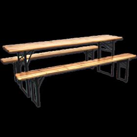 Půjčovna - Stůl a lavice - pivní sezení