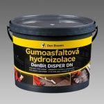Gumoasfaltová hydroizolace DenBit DISPER DN (81.04) Den Braven