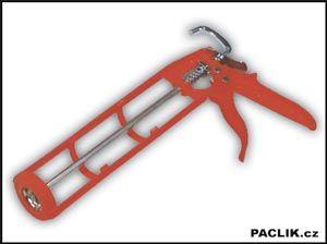 Pistole vytlačovací skelet