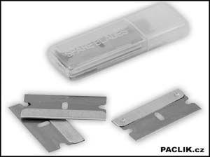 Nůž náhr. 40/19 mm, 10 ks, pro škrabku uni