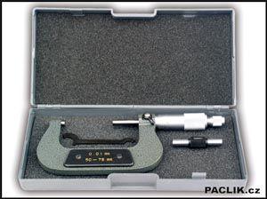 0.01mm/0-25mm