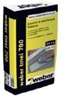 weber tmel 700 - lepící a stěrkový tmel Weber Terranova