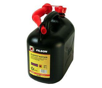 Půjčovna - Kanystr na benzín a naftu