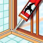 Sanitární silikon NANO TECH (04.51) Den Braven