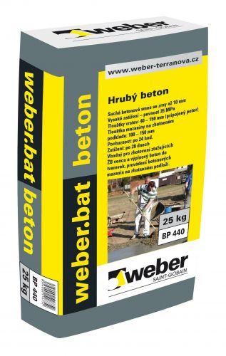 webe bat beton Weber Terranova