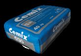 Cementový potěr 30 hrubý Cemix