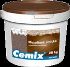 Mozaiková omítka Cemix